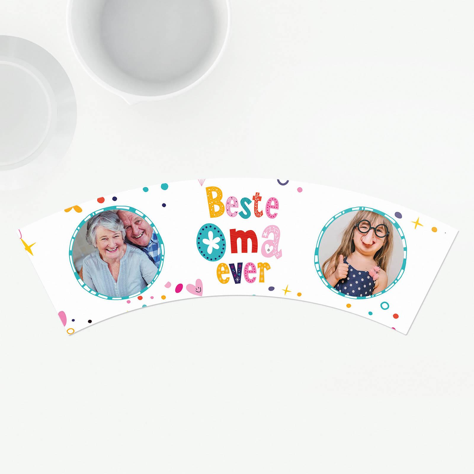 Beste Oma Ever – MyFacepot.de
