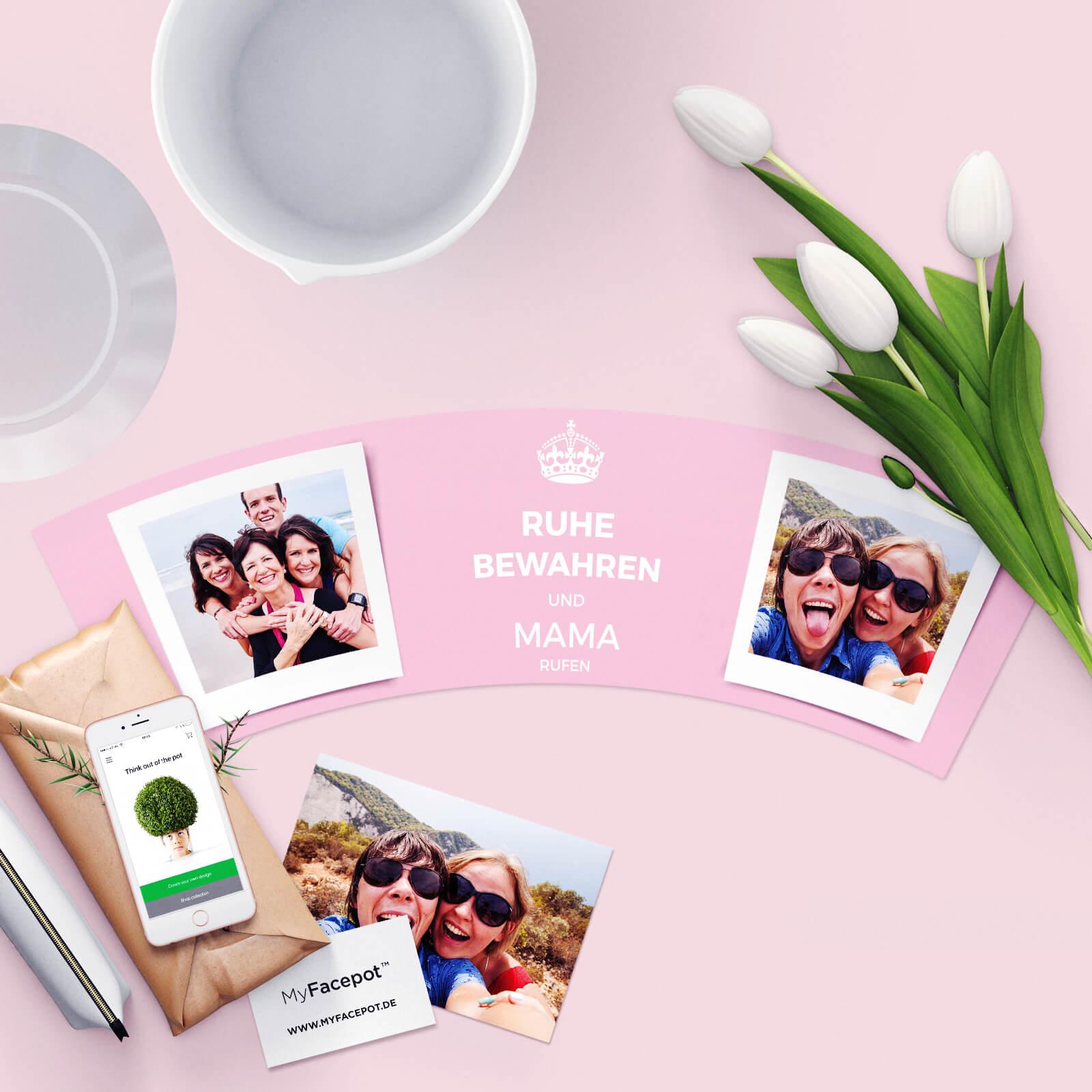 Personalisiert Geschenkidee zum Muttertag