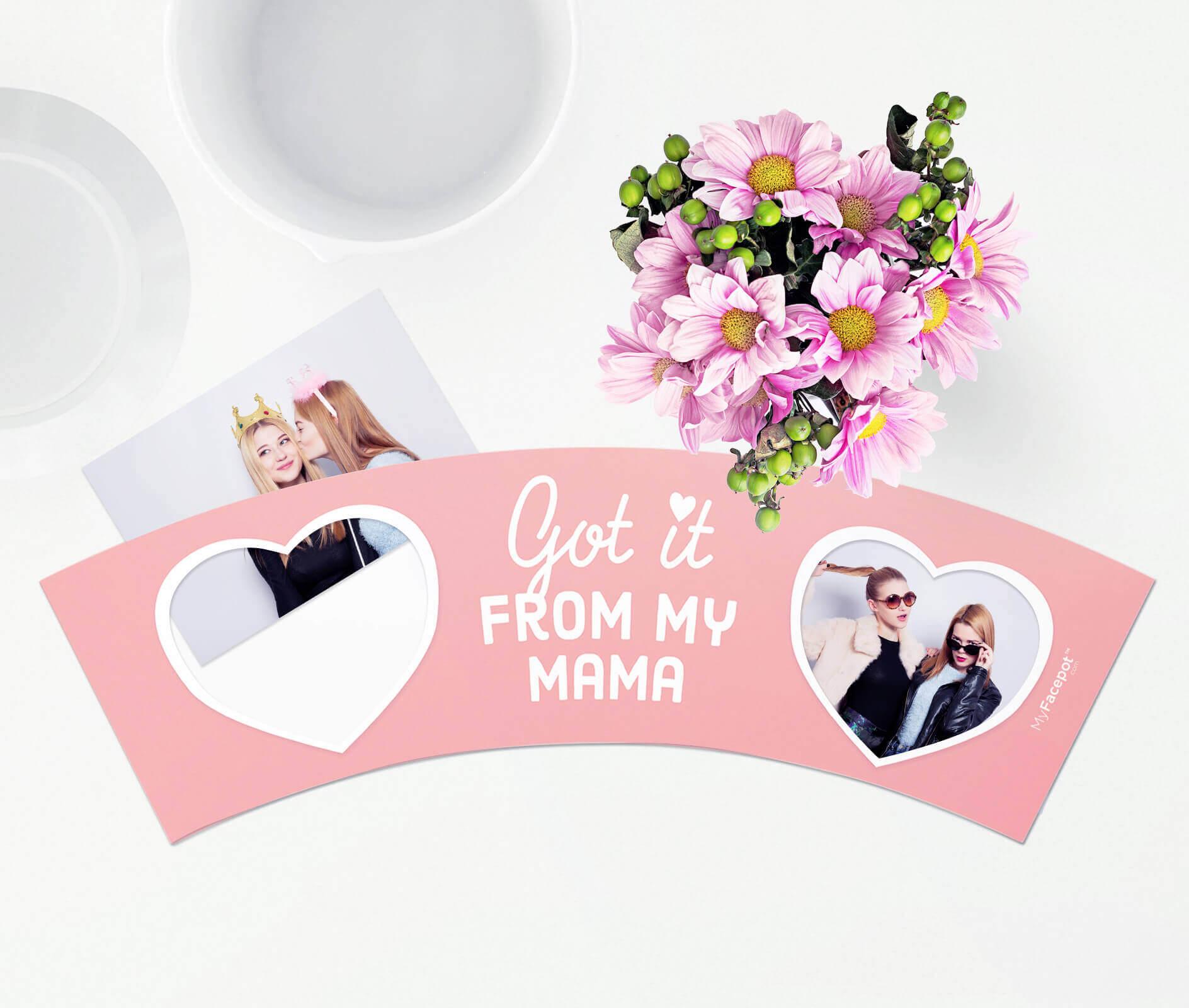 12 Blumentopf Geschenke für Mama – MyFacepot.de