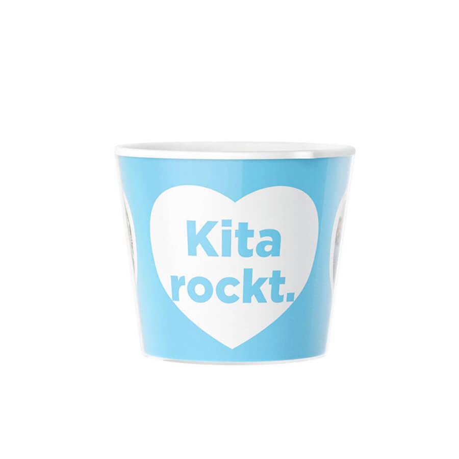 Kita rock! Geschenk zum Kindergarten Abschied