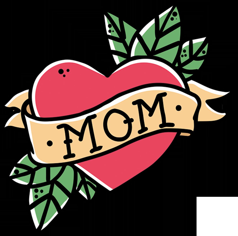 Mom Tattoo Png: MyFacepot.de