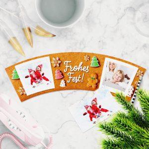 Frohes Fest Geschenke zu Weihnachten