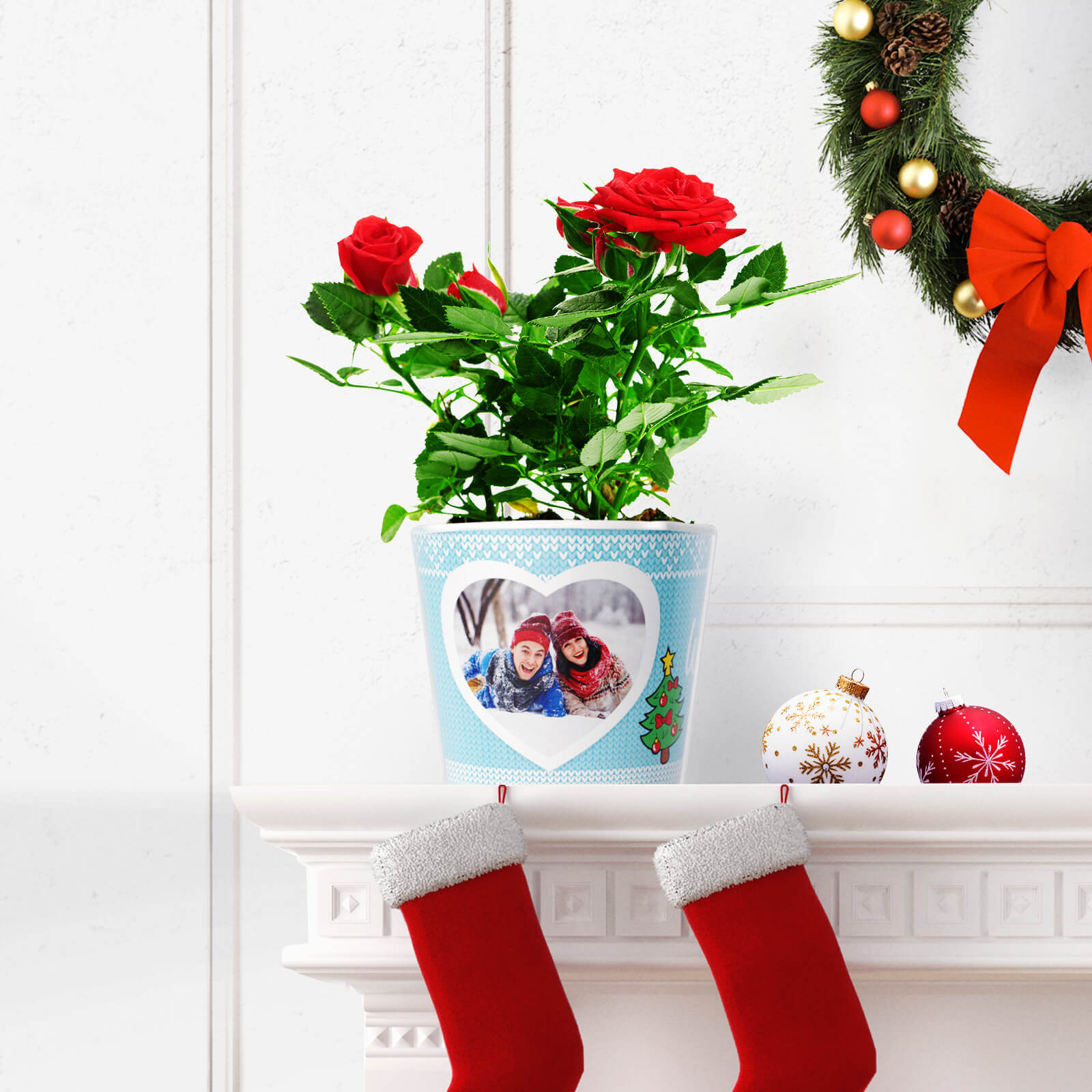 Geschenke fuer Oma und Opa Wir Lieben Euch