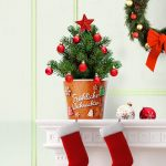 Schönes Weihnachtsgeschenk Fröhliche Weihnachten