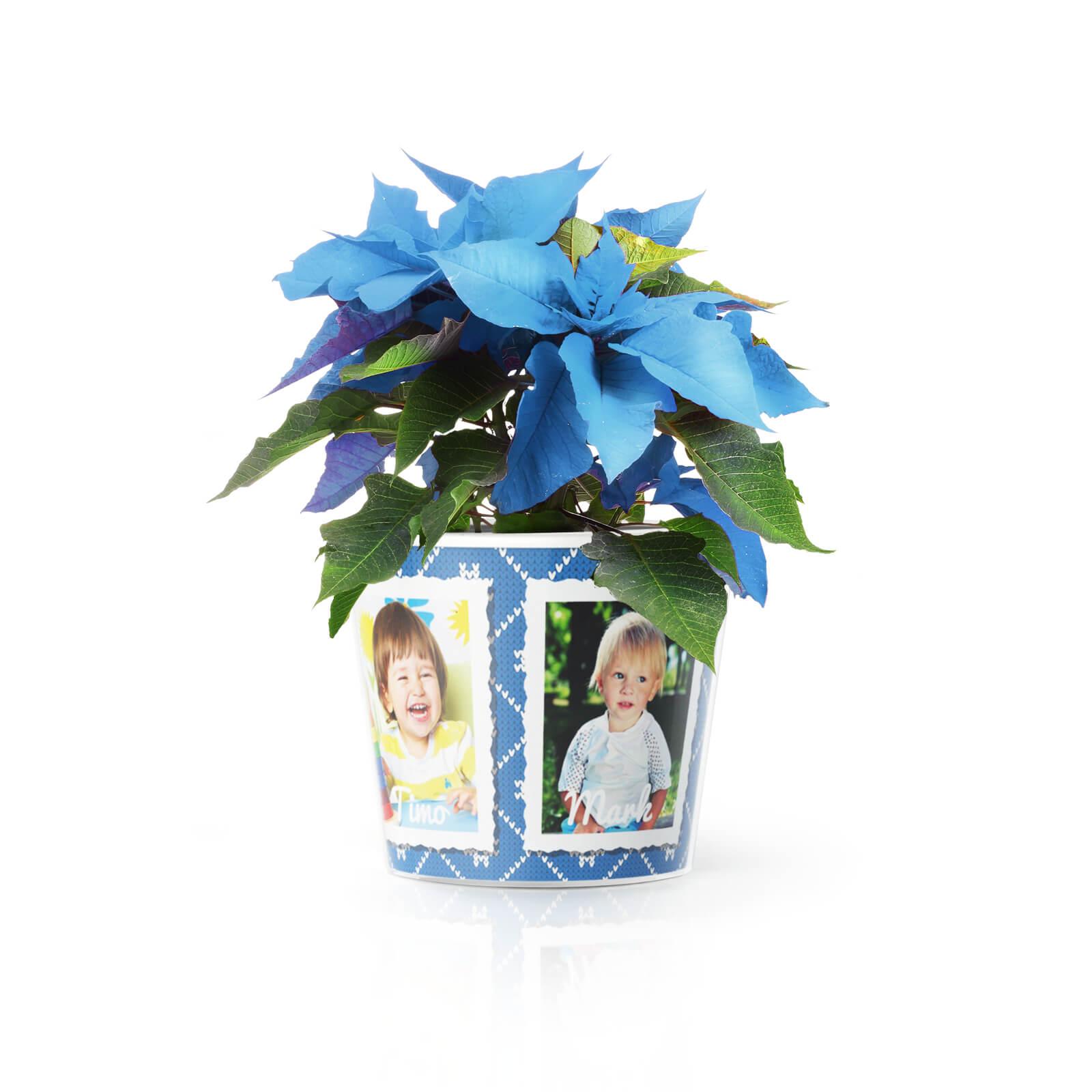 Weihnachten Lehrer Geschenk mit 3 Fotos Klasse
