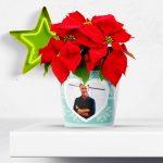 Weihnachtsgeschenk mit Foto Bester Erzieher