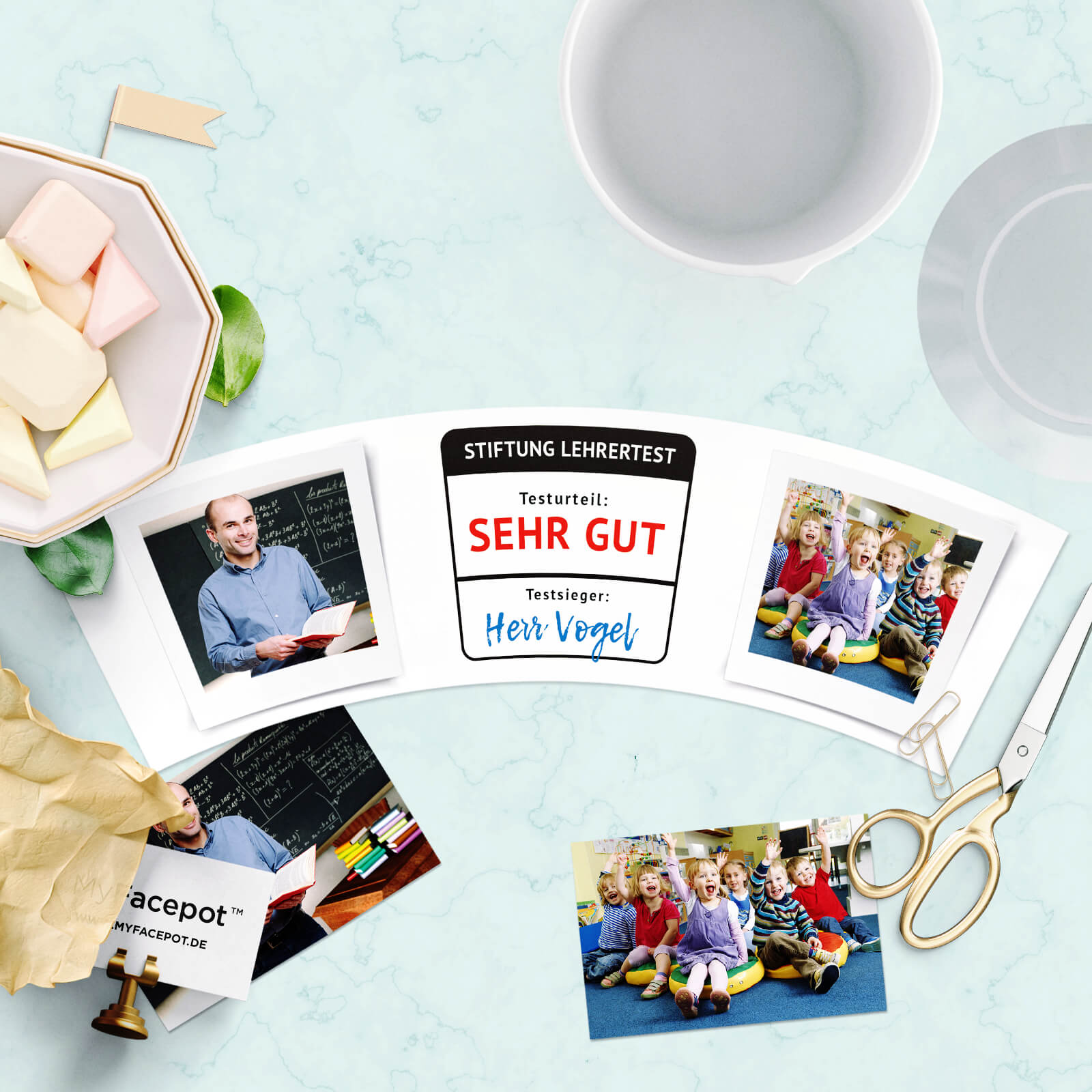 Geschenke für Lehrer: zum Abschied, Danke sagen oder Weihnachten ...