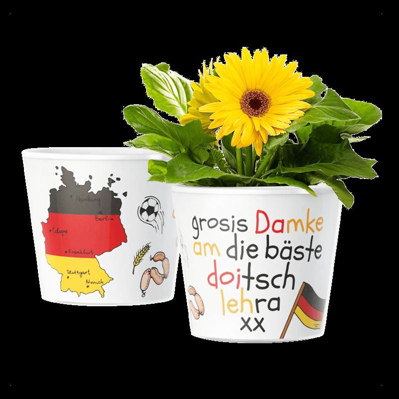 Danke Deutschlehrer Geschenk
