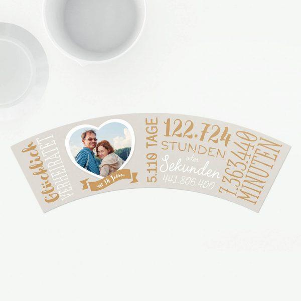 Geschenk zum 14. Hochzeitstag: Elfenbeinhochzeit