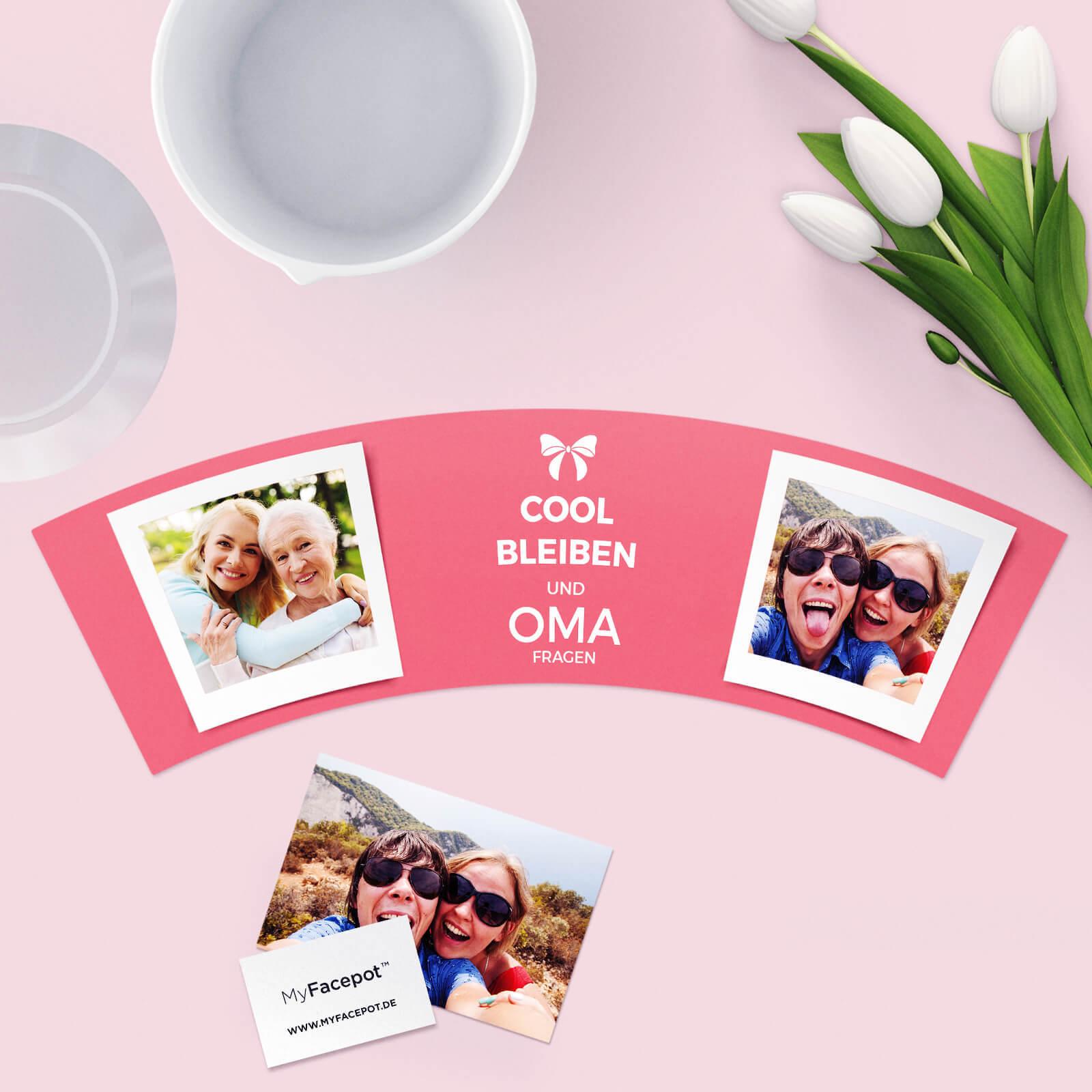 Cool Bleiben Oma Geschenkideen für Oma