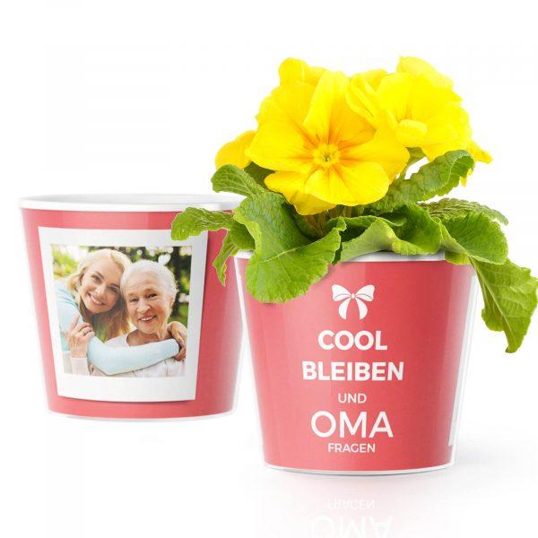 Coole Geschenke für Oma: cool bleiben Oma fragen