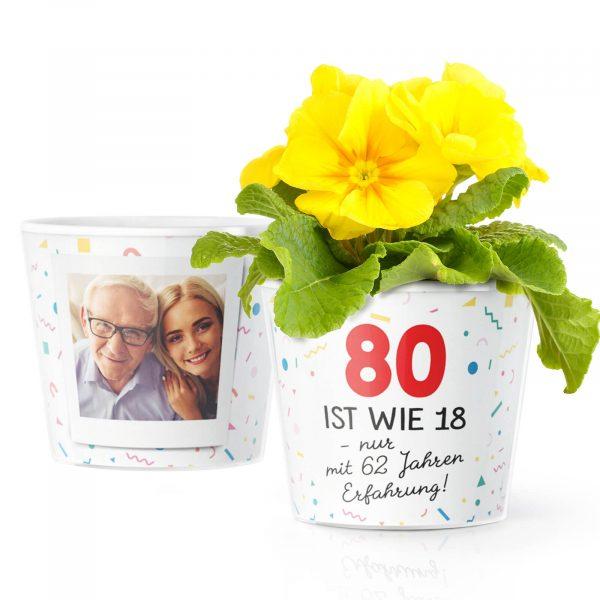 Geburtstagswünsche zum 80 Geburtstag - Ist Wie 18 mit 62 Jahren Erfahrung