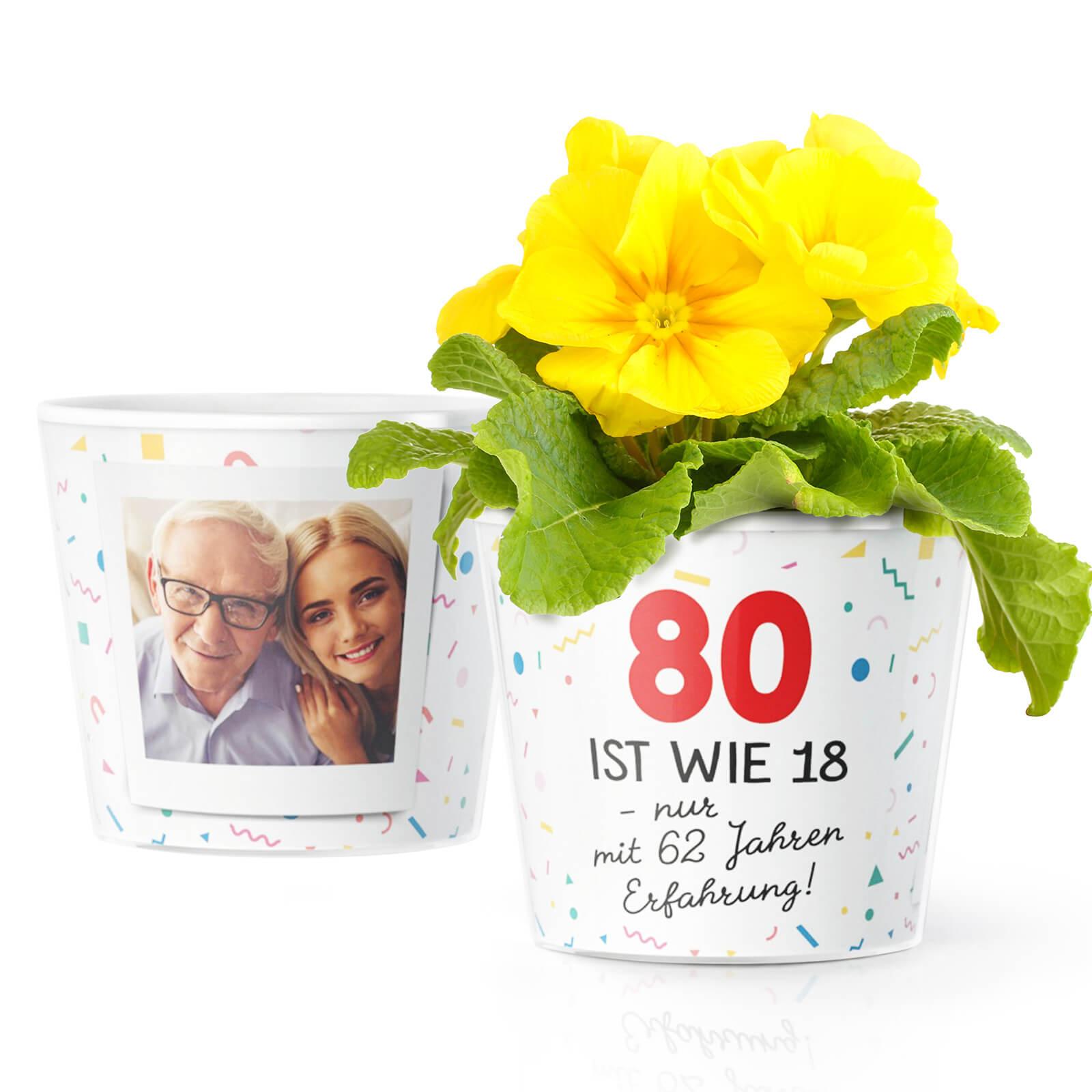 Geburtstag wunsche 80 jahre