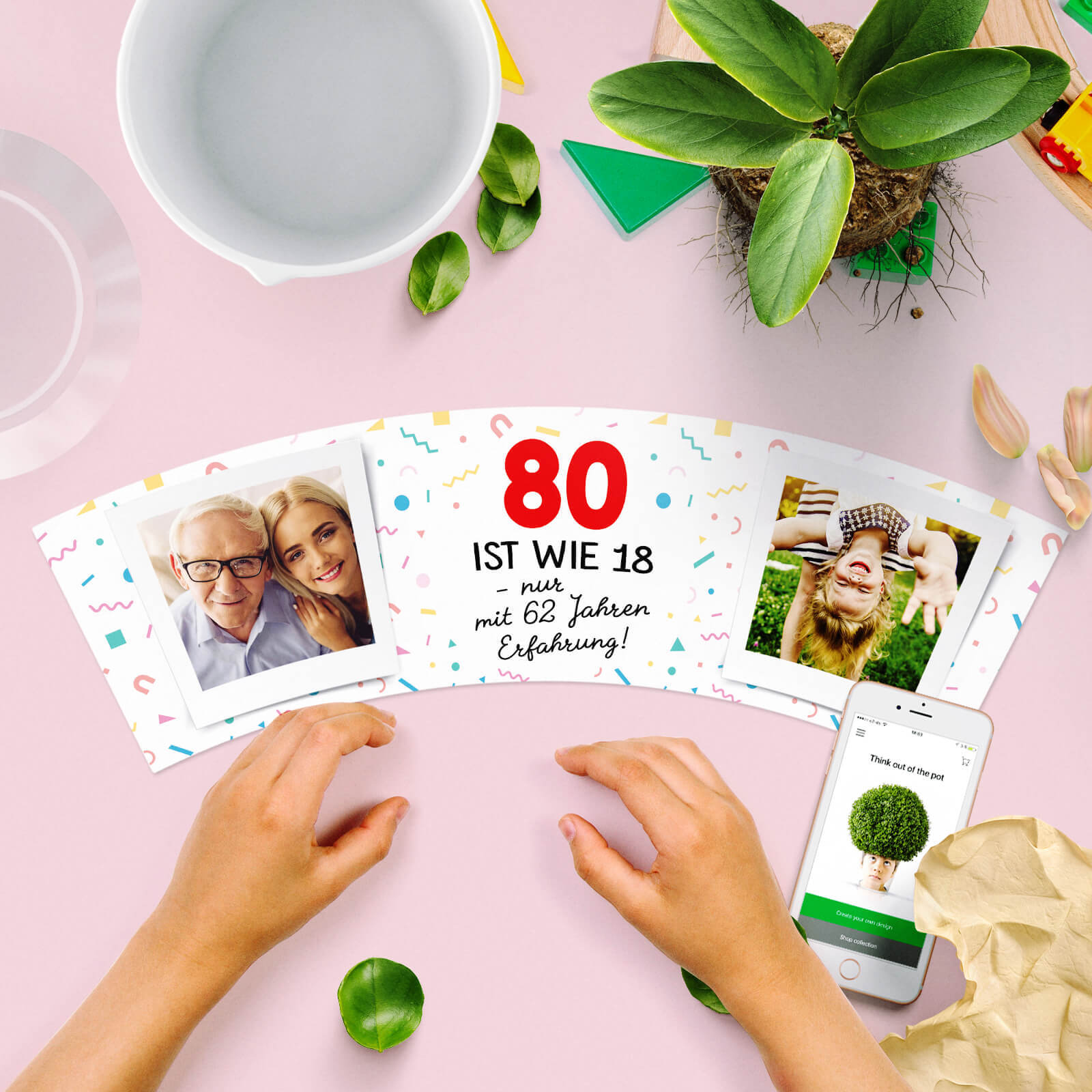 Geburtstagswünsche zum 80 Geburtstag Spruch