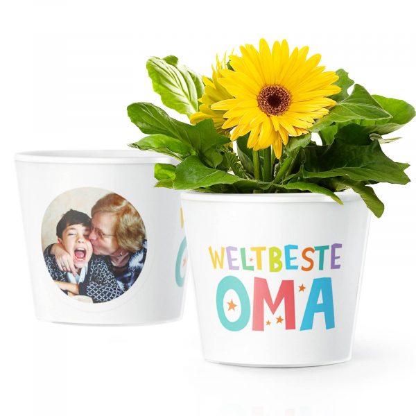 Geschenk für die Weltbeste Oma