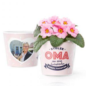 Geschenk zur Geburt Von Einem Mädchen Stolze Oma