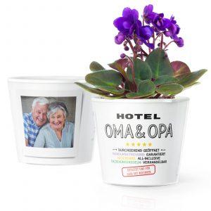 Geschenke für Oma und Opa Hotel