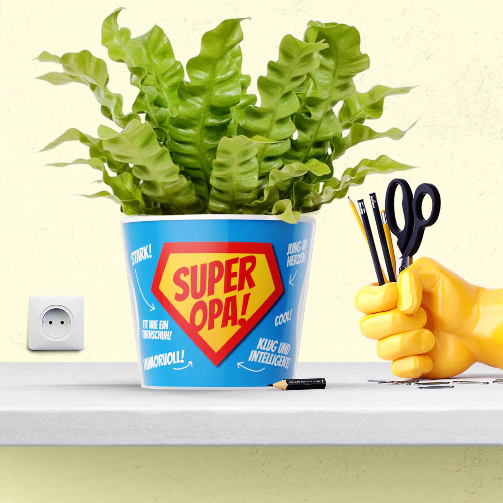 Geschenkidee für Super Opa