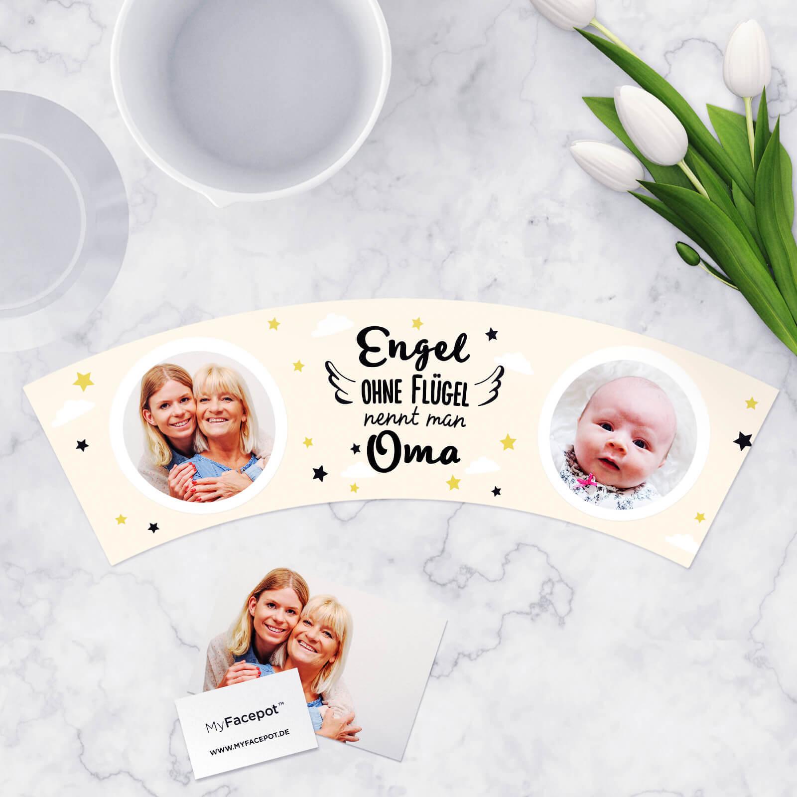 Geschenkideen für Oma Engel Ohne Flügel