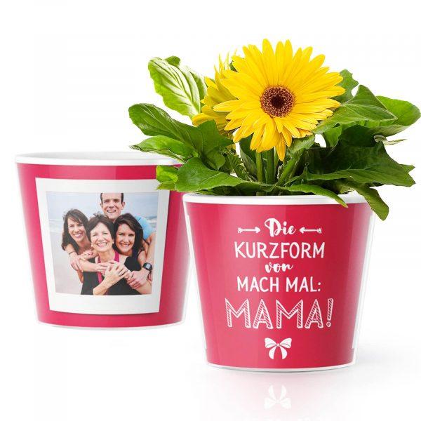 Lustige Geschenke für Mütter Kurzform von Mach Mal