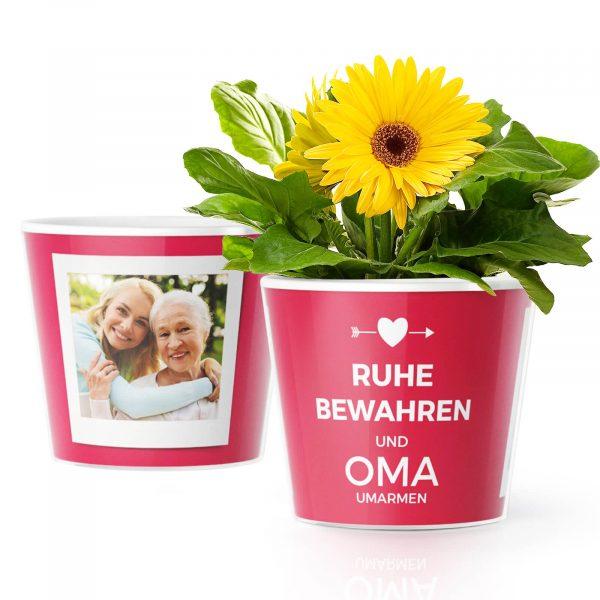 Lustige Geschenke für Oma Ruhe Bewahren