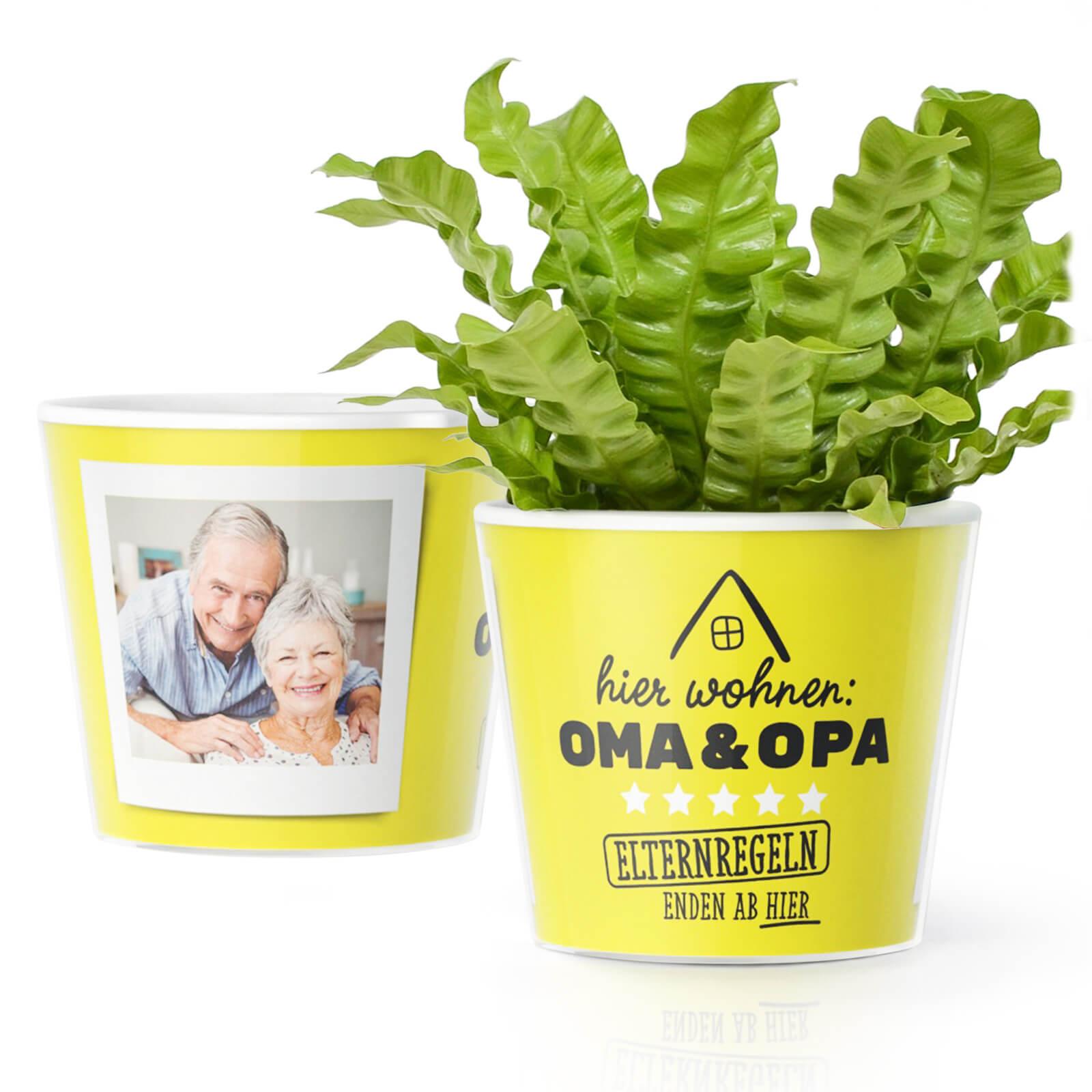 Lustige Geschenke für Oma und Opa Elternregeln