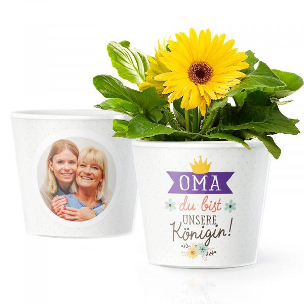 Oma Du Bist Unsere Königin Geschenk zum Geburtstag oder Weihnachten