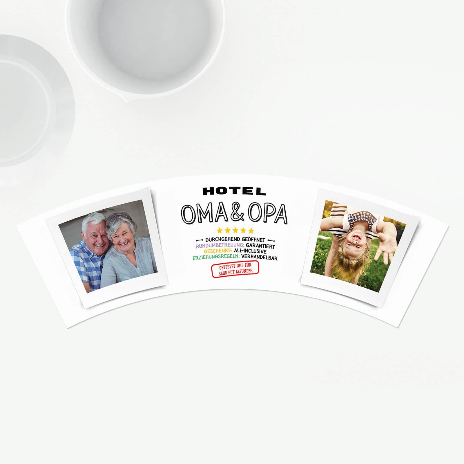 Oma Opa Sprüche Hotel