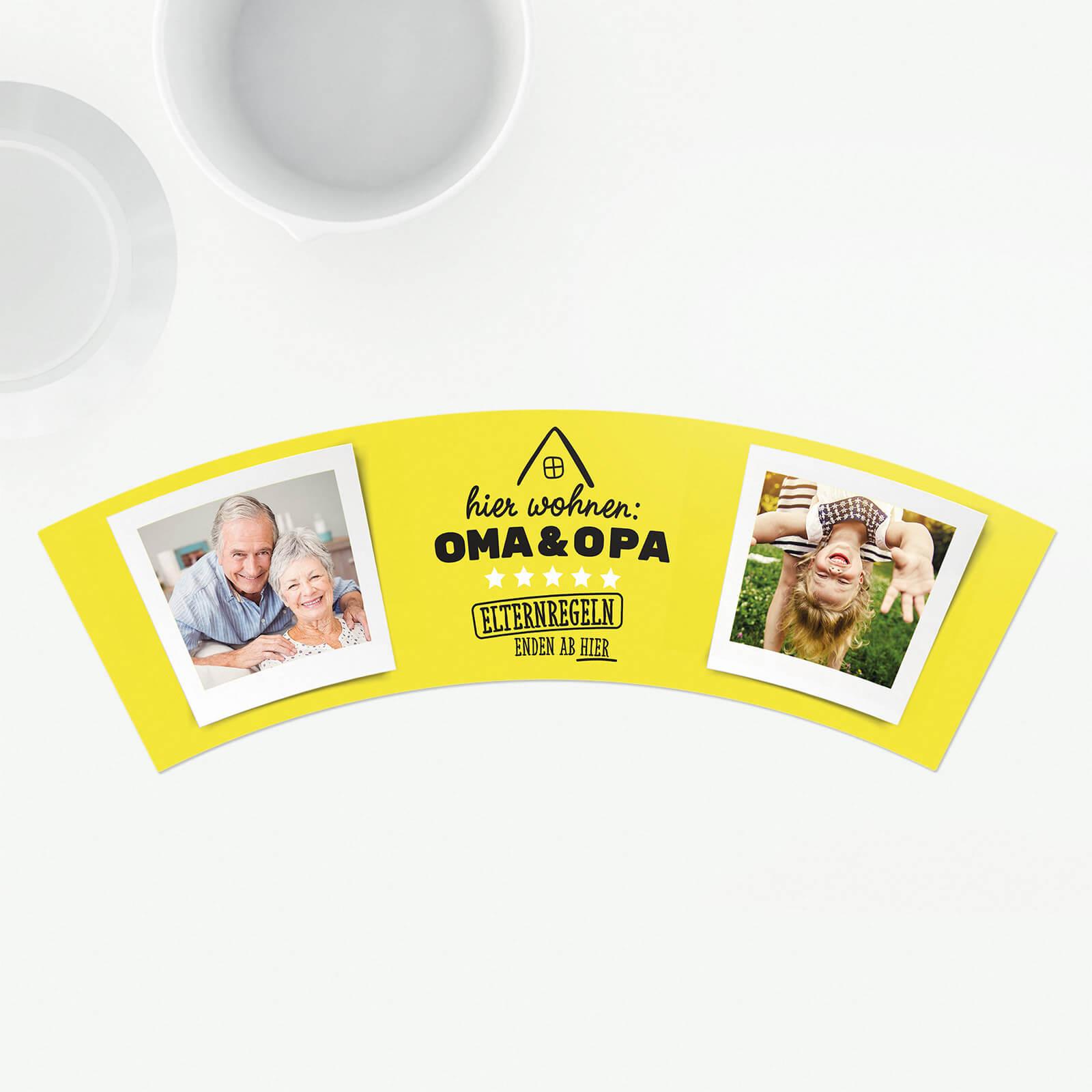Spruch Oma und Opa Elternregeln