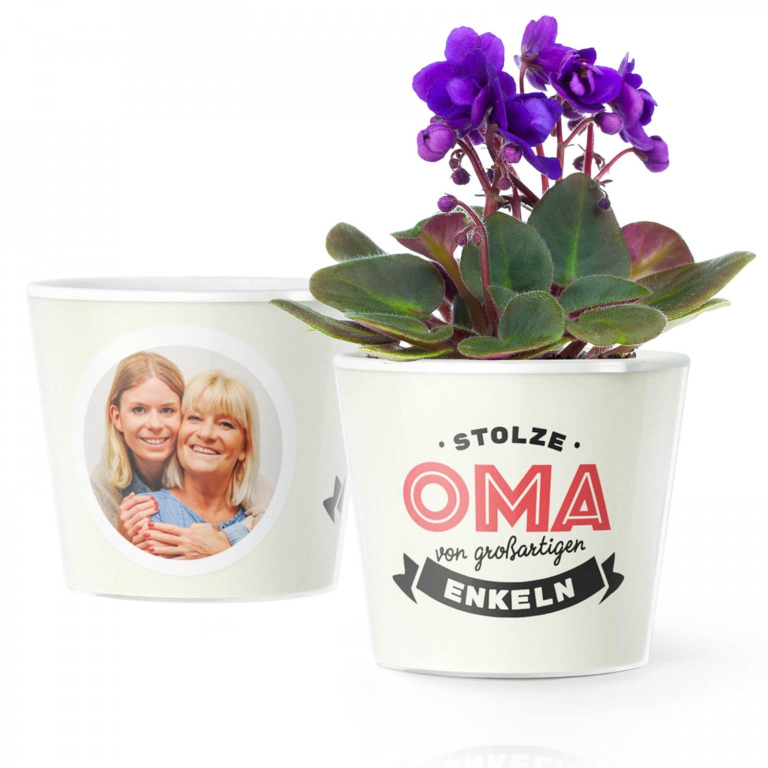 Geschenk für eine Oma von großartigen Enkeln - MyFacepot