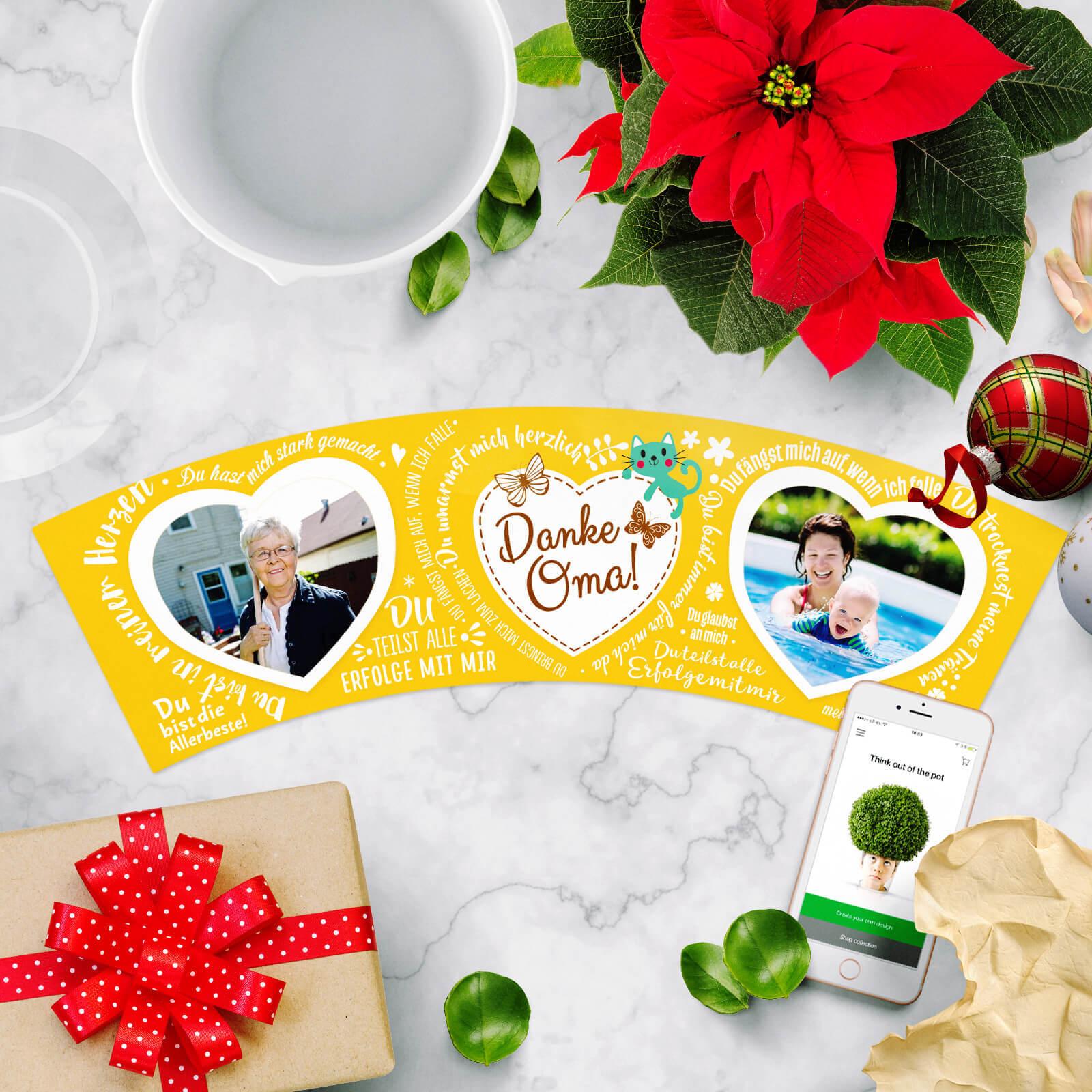 Weihnachtsgeschenk für Oma: 9 tolle Ideen zum Fest – MyFacepot