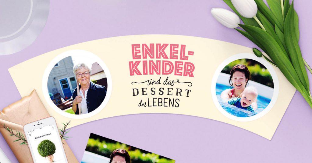 Geschenke für Oma: Ein Blumentopf zu jedem Anlass