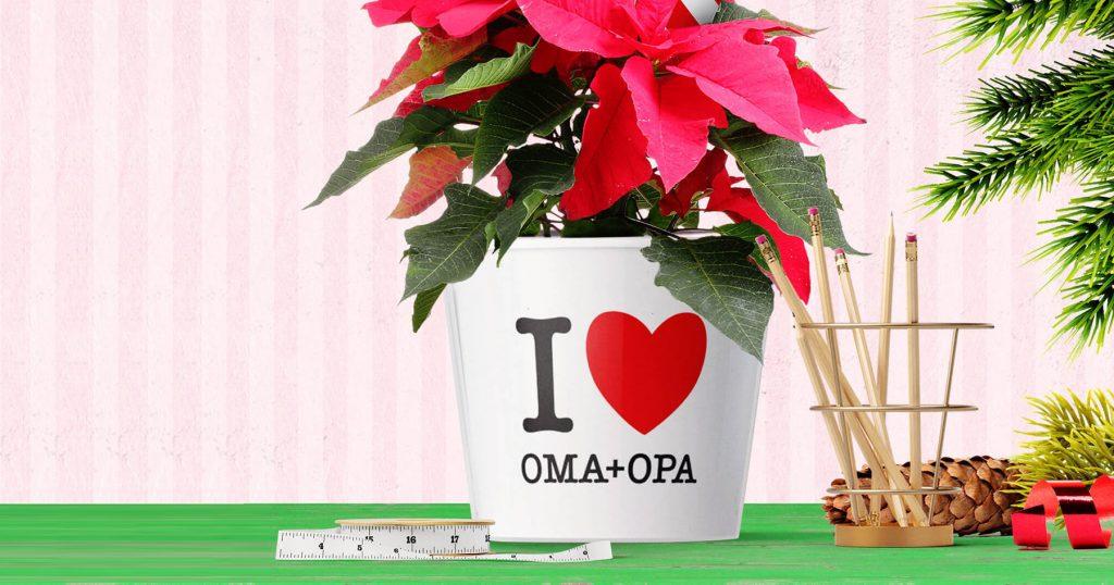 7 Geschenkideen für Oma und Opa zu Weihnachten