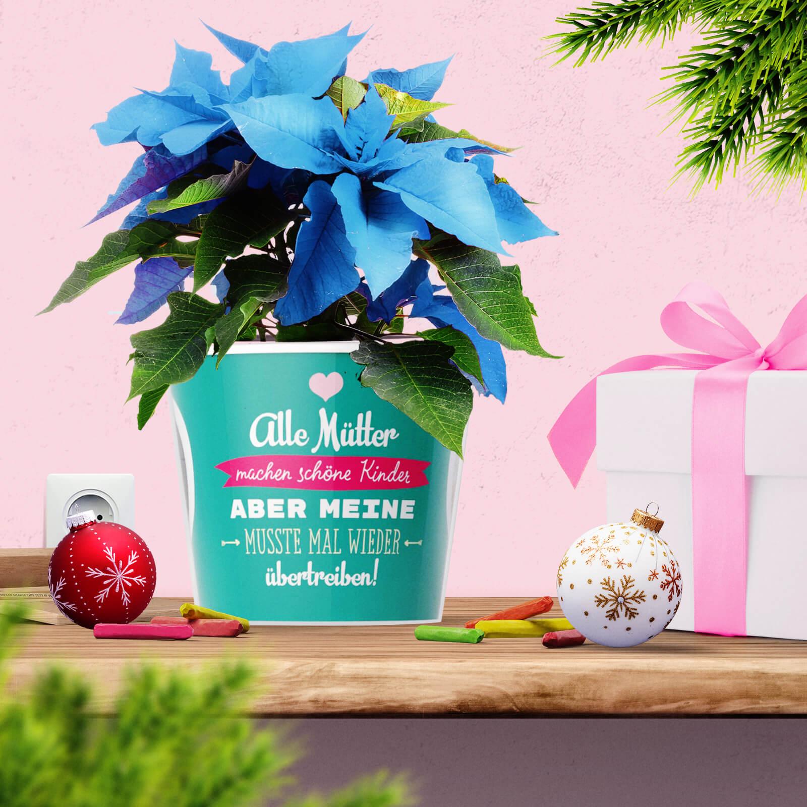Lustige Idee für Weihnachtsgeschenke Alle Mütter