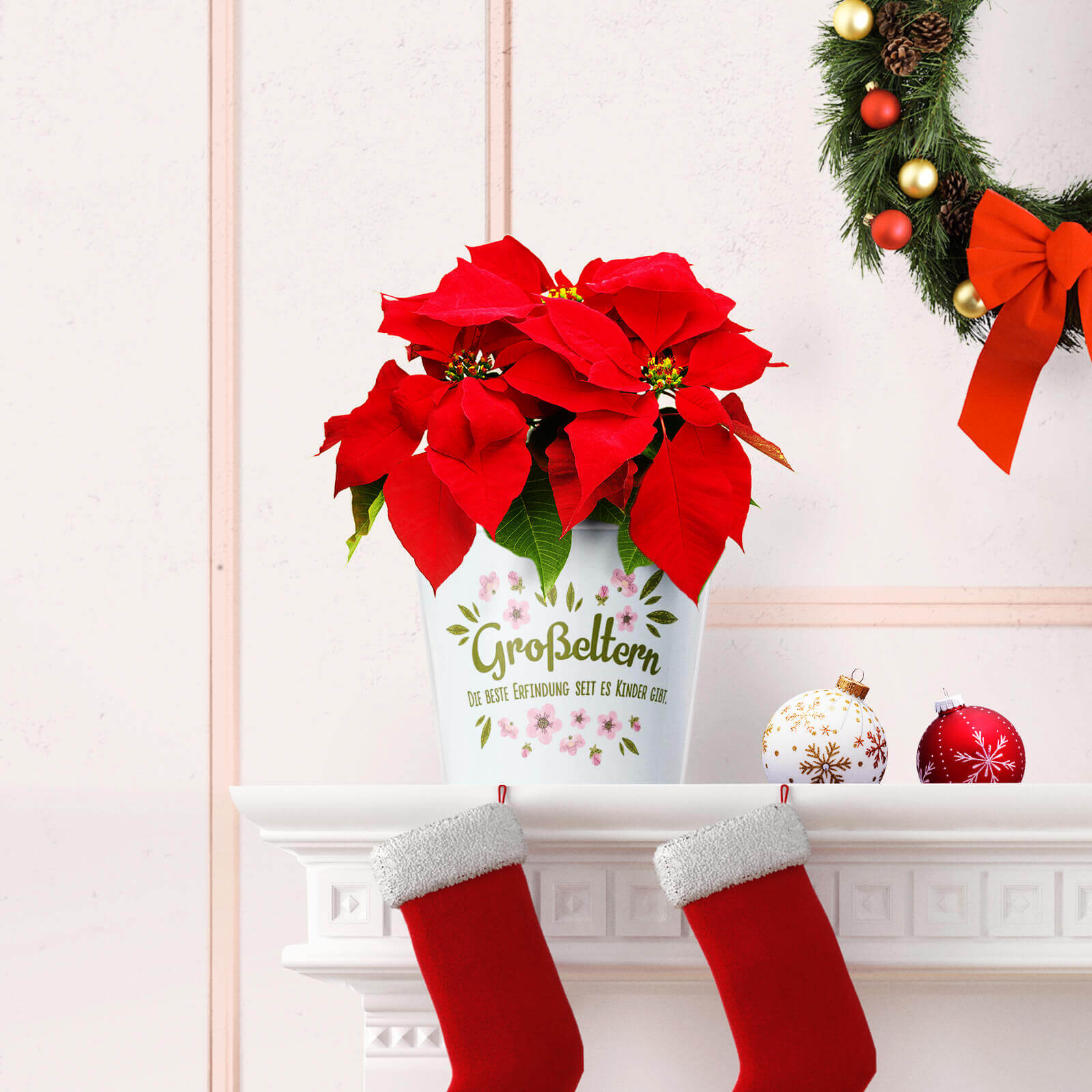 Weihnachtsgeschenk: Grosseltern die Beste Erfindung Seit Es Kinder Gibt