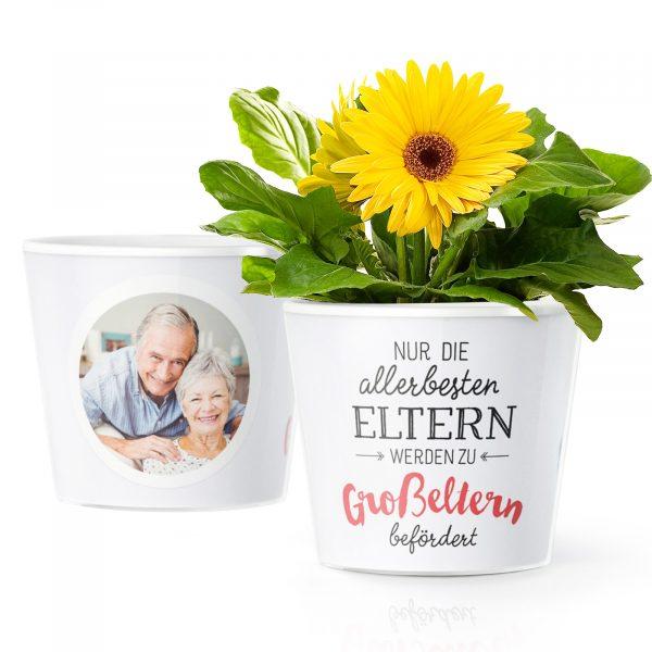 Geschenk Werdende Grosseltern Befördert