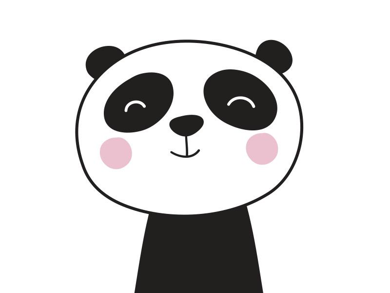 Platzhalter Kleiner Panda