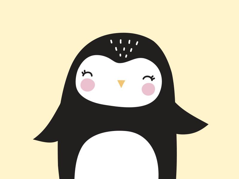 Platzhalter Kleiner Pinguin