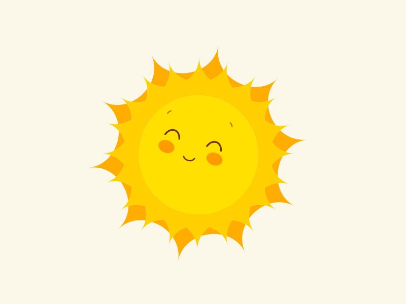 Platzhalter Sonne
