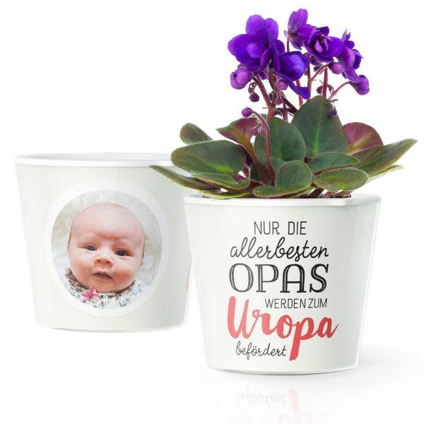 Werdender Uropa Geschenk