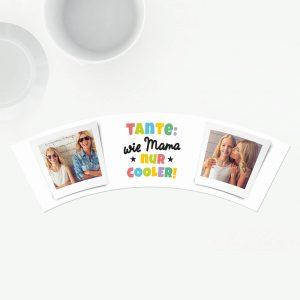 Geburtstagssprüche für Tante Wie Mama Nur Cooler