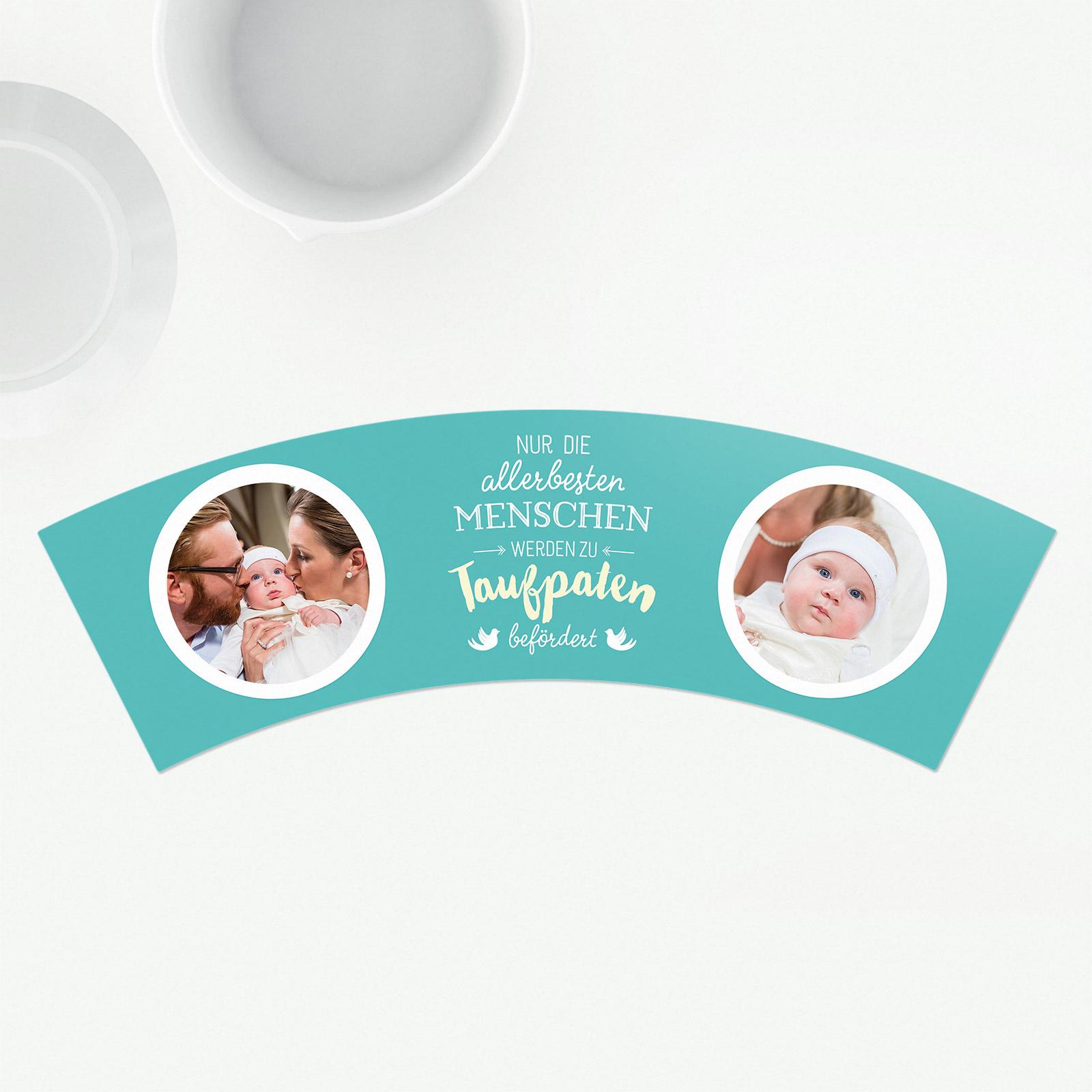 Taufpaten Werden Geschenk